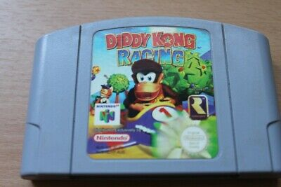 Diddy Kong Racing (N64) [PAL] - WITH WARRANTY