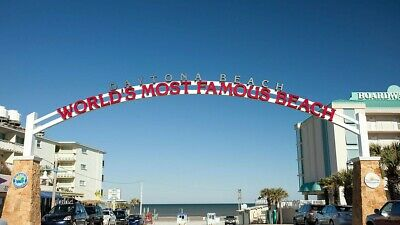 3 night vacation at Daytona Beach Florida - 08/02-08/05