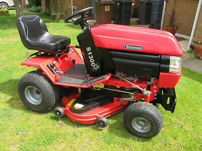 Westwood s1300 ride on mower