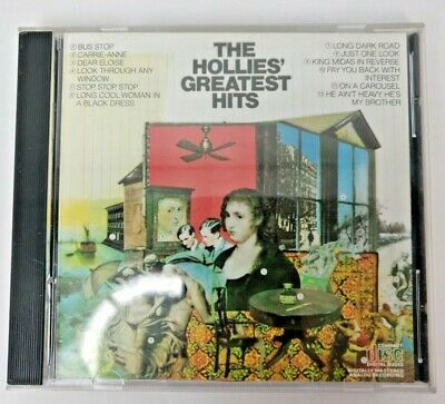 The Hollies' Greatest Hits CD