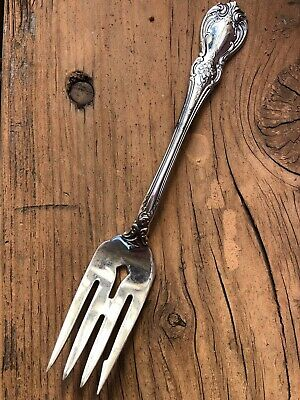 Towle Sterling Silver Old Master Pattern Salad Fork