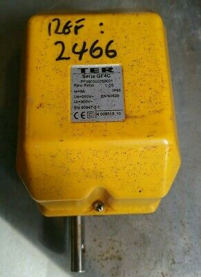 Ter Geared  GF4C Rotary Limit Switch