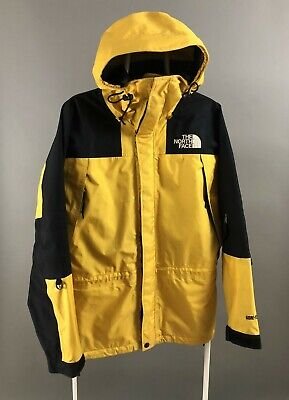 963e713b3 MEN'S VINTAGE THE North Face Red/Black Gore-Tex Hooded Mountain ...