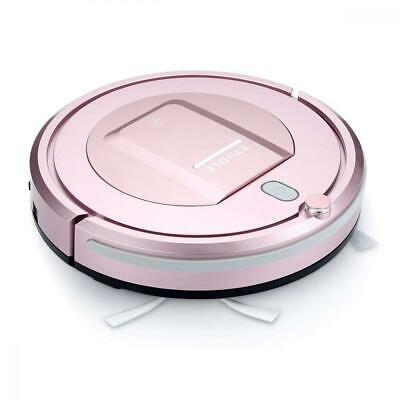 EYUGLE KK290A Robotic Vacuum Cleaner with High Power Suction- Rose Golden