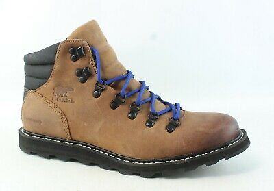 2702996f871 NEW $150 SOREL mens Madson Oxford waterproof lace up suede shoes ...