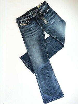 78e0390d172 Diesel Zathan Jeans W29 L30 NEW WITH TAGS Wash 0885K STRETCH BOOTCUT 29W 30L