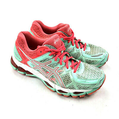 asics gel kayano 18 womens red