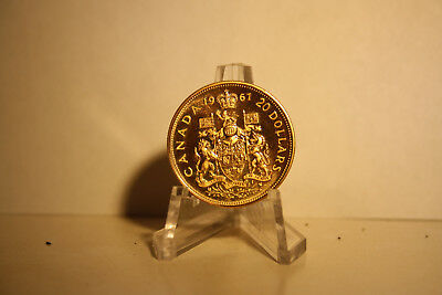 1967 RCM Centennial Gold Coin, .900 pure Gold
