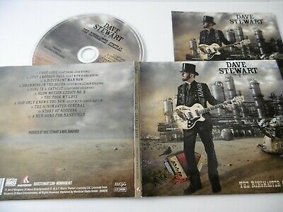 Dave Stewart : The Ringmaster General Cd 11 Tracks (Tourists Eurythmics Related)