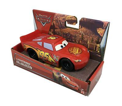 Cars Lightning McQueen Toy Vehicle Character Figure By Mattel Disney Pixar