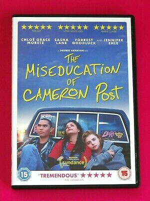 The Miseducation of Cameron Post  DVD  Chloe Grace Moretz