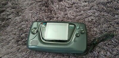Sega Game Gear Console With 7 Games