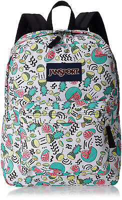 JANSPORT UNISEX BACKPACK school travel men's women's kids