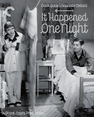It Happened One Night (The Criterion Collectio New Blu