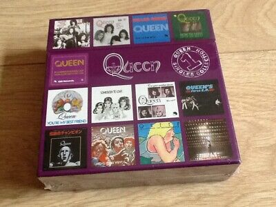 Queen . Singles Collection 1 . Cd Box Set . Sealed . New