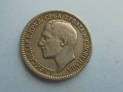 Yugoslavia, Dinar 1925, in Good Condition.