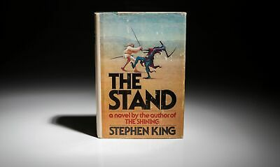 Stephen King / The Stand First Edition 1979
