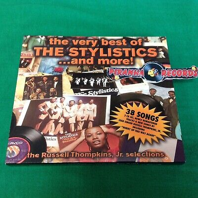 The Stylistics The very best of the The Stylistics ...and more!  USED CD Piranha