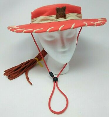 WDW DLR Walt Disney World Parks Toy Story JESSIE Cowgirl Cowboy HAT Youth Size