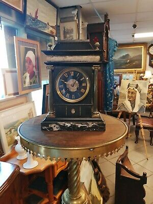 Antique French Mantle clock for restoration