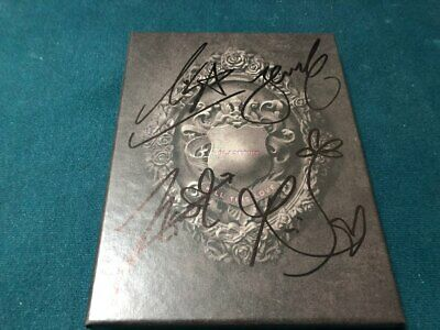 BLACKPINK [KILL THIS LOVE]Album Autograph ALL MEMBER Signed PROMO ALBUM KPOP