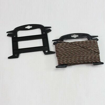 Multifunction Coil Tool Winder Rope Holder Parachute Cord Organizer Hot