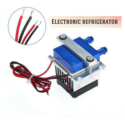 12V 72W Thermoelectric Peltier Refrigeration Cooling System Cooler fan
