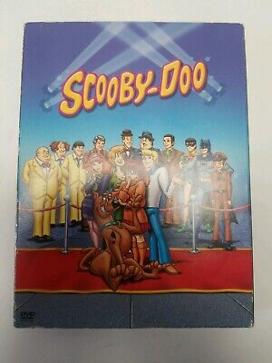 Hanna-Barbera The Best of the New Scooby-Doo Movies (DVD, 2005, 4-Disc Box Set)