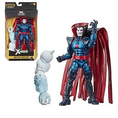 "IN STOCK! X-Force Marvel Legends 6"" Mister Sinister Action Figure BY HASBRO"
