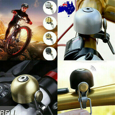 MINIMALX BELL Bicycle Mountain Bike Copper Bell High Quality AU