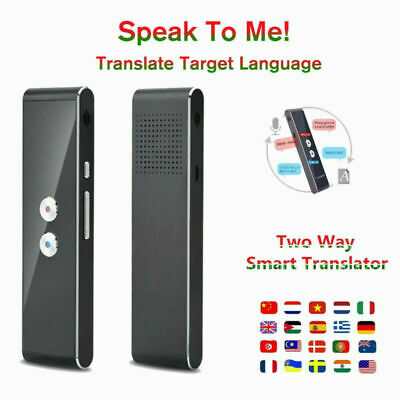 Translaty MUAMA Enence Smart Instant Real Time Voice Languages Translator