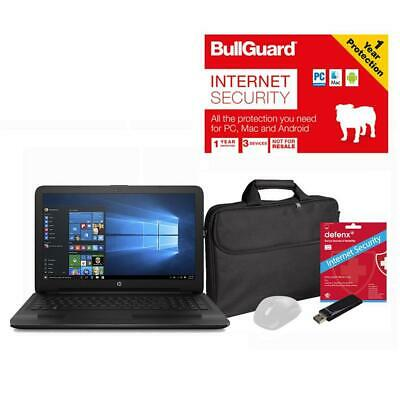 """HP 15-AY080NA 15.6"""" Laptop & Accessory Bundle 500GB With BullGuard Missing Mouse"""