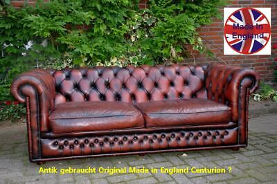 Chesterfield  3 Sitz sofa Centurion Made in England