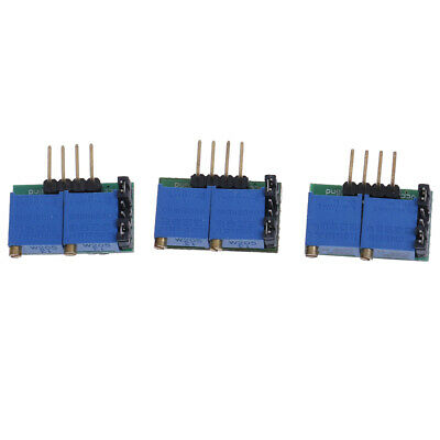 DC 3V-24V automatic re-trigger cycle delay time timer switch module max 20d RD