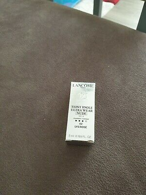 Lancome Teint Idole Ultra Wear foundation - 02 Lys Rose 5ml