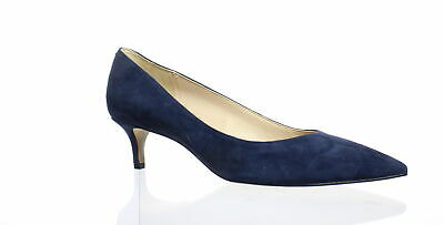 66ece5a3d3b SAM EDELMAN WOMEN'S Dori Pump, Baltic Navy Suede, 8.5 M US - $38.00 ...