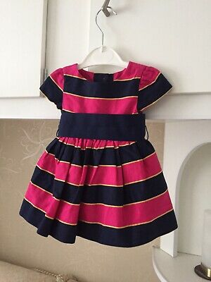 bc00be150 Baby Girls Designer Dress By Ralph Lauren Age 3Mths With Matching Knickers