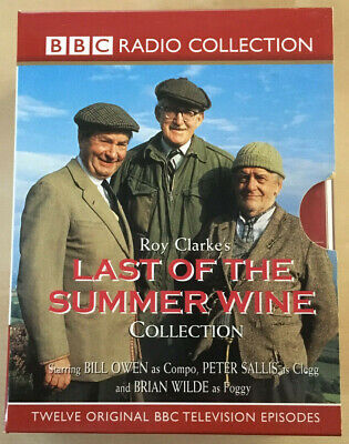 Bbc Radio Collection - Last Of The Summer Wine Vol's 1-3 On 6 Audio Cassettes