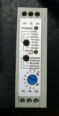Siemens Cnd Time Delay Relay (In38S3B3)