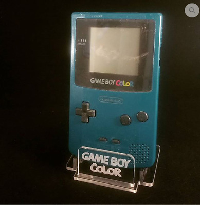 Support Gameboy Color Acrylique