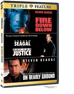 Artist Not Provided-Fire Down Below/Out For Justice/On De Dvd New
