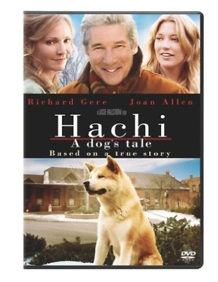 GERE,RICHARD-Hachi: A Dog`S Tale DVD NEW