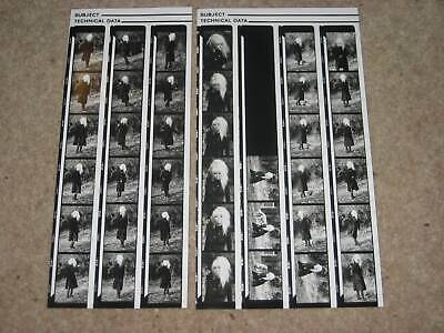 TRANSVISION VAMP (Wendy James) - Early Photoshoot B (negatives & contact sheets)