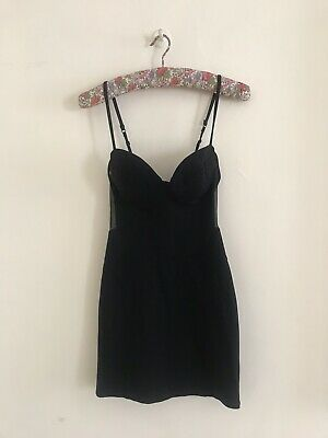 4273e63f86838 MM6 MAISON MARTIN Margiela Grey Slinky Slip dress - £11.00 | PicClick UK