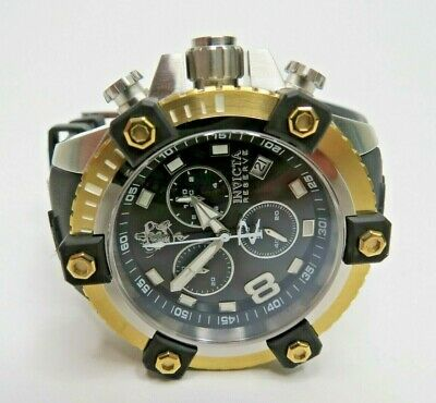 Invicta Reserve Octane 48mm Watch Sea Base Chronograph Swiss Made 17974