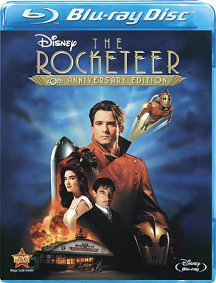 CAMPBELL,BILLY-Rocketeer Blu-Ray NEW