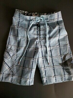 5d328df91f Tony Hawk Swim Trunks Blue Boys Size Medium (5-6) Kids Swimsuit