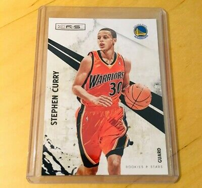 Stephen Steph Curry 20092010 Panini Rookie Golden State