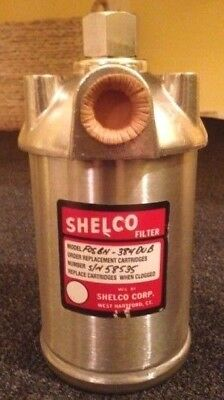 Shelco Filter FOSBN-384-DUB Filter Housing Brand New Sealed Made in USA