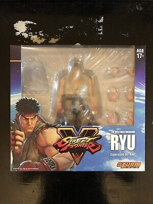 storm collectibles Street Fighter V 5 Ryu Regular Player 1 Version New